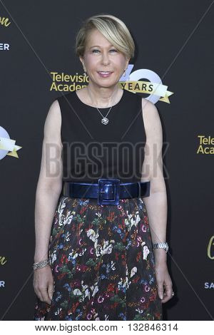 LOS ANGELES - JUN 2:  Yeardley Smith at the Television Academy 70th Anniversary Gala at the Saban Theater on June 2, 2016 in North Hollywood, CA