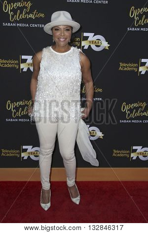 LOS ANGELES - JUN 2:  Lynn Whitfield at the Television Academy 70th Anniversary Gala at the Saban Theater on June 2, 2016 in North Hollywood, CA