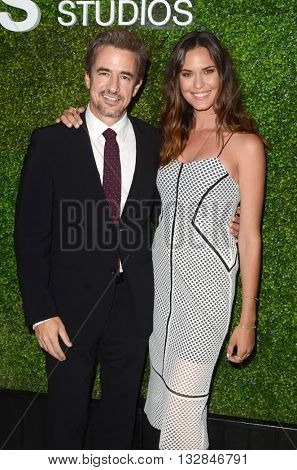 LOS ANGELES - JUN 2:  Dermot Mulroney, Odette Annable at the 4th Annual CBS Television Studios Summer Soiree at the Palihouse on June 2, 2016 in West Hollywood, CA