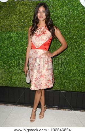 LOS ANGELES - JUN 2:  Vella Lovell at the 4th Annual CBS Television Studios Summer Soiree at the Palihouse on June 2, 2016 in West Hollywood, CA