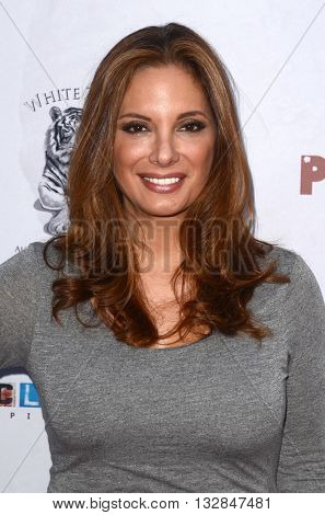 LOS ANGELES - MAY 25:  Alex Meneses at the Stop Poaching Now 2016 Gala at the Ago Restaurant, on May 25, 2016 in West Hollywood, CA