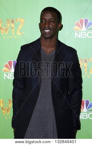 LAS VEGAS - JUN 1:  Elijah Kelley at the Television Academy Event For NBC's The Wiz Live! at the Directors Guild of America on June 1, 2016 in West Hollywood, CA