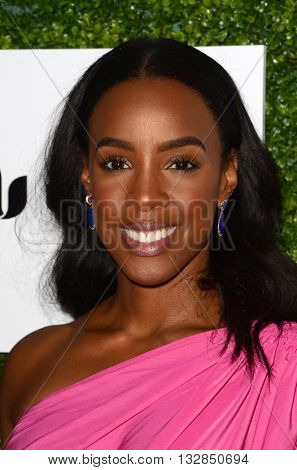 LOS ANGELES - JUN 4:  Kelly Rowland at the 2016 Ladylike Women of Excellence Awards Gala at the Beverly Hilton Hotel on June 4, 2016 in Beverly Hills, CA