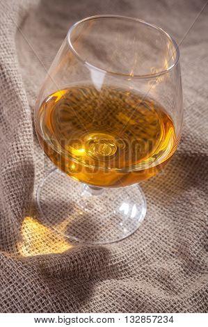 Brandy On Sackcloth
