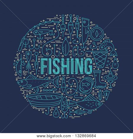 Fishing Concept