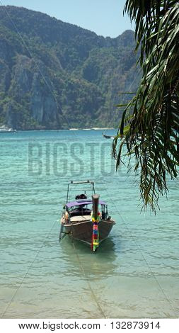 Tonsai Bay On Ko Phi Phi