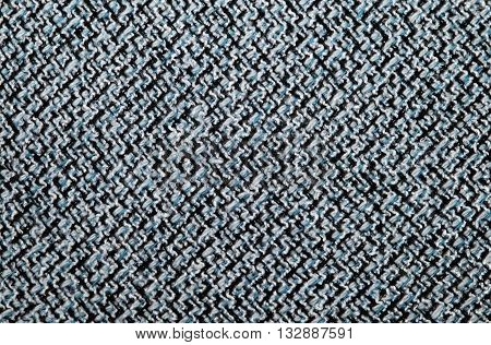 tweed-like texture gray wool pattern textured salt and pepper style black and white melange upholstery. tweed fabric textile textured mélange upholstery fabric background space for background and texture fashion