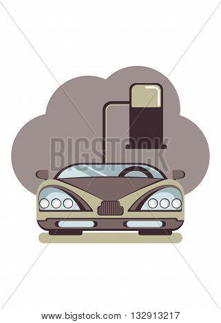 Modern Car Pollution