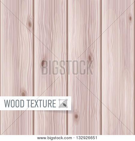 Closeup seamless wooden texture of a vertical planks