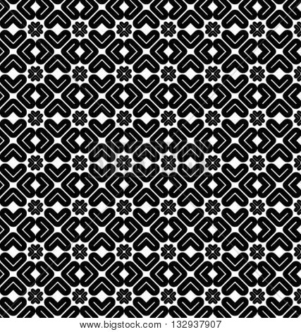GEOMETRIC PATTERN OR BACKGROUND. Can use for print projects, fashion, brand, branding, decor, interior design...Repeatable and editable vector illustration file.