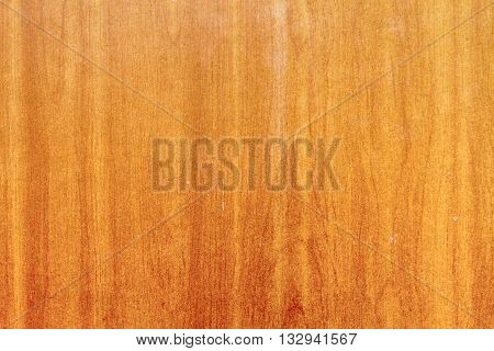 Close up of board texture cedarwood with veins