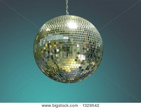 Glistering Disco Ball