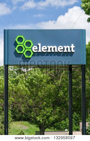 Element Fleet Management Headquarters And Sign