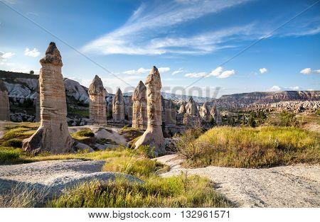 Cappadocia Wonderful View