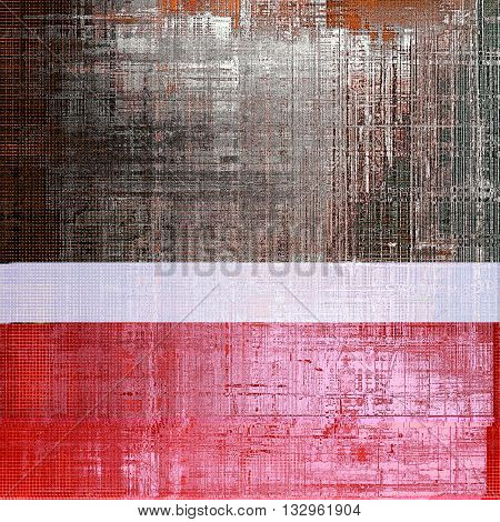 Ancient textured background or shabby backdrop. With different color patterns: brown; red (orange); gray; black; white