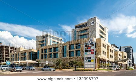 Modern Buildings Of Gaborone