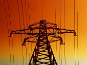 pic of electrical engineering  - Electrical tower - JPG