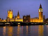 Parliament Buildings poster