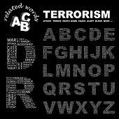 foto of tyranny  - TERRORISM - JPG