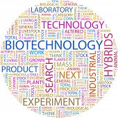 stock photo of monoclonal  - BIOTECHNOLOGY - JPG