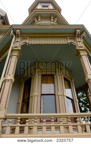 Painted Lady Porch