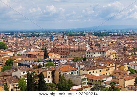 Pisa (piza) City View