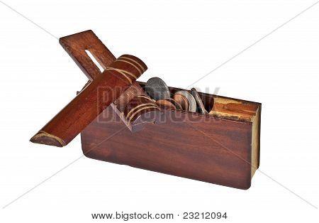 Secret money box