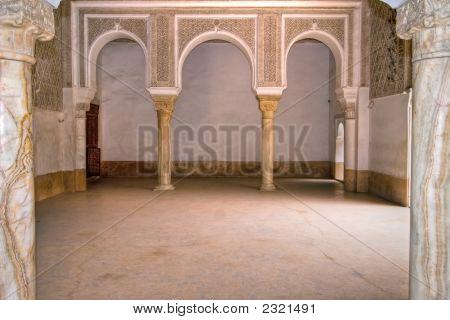 Palacio árabe Hall