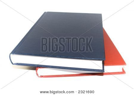 Two Business Books.
