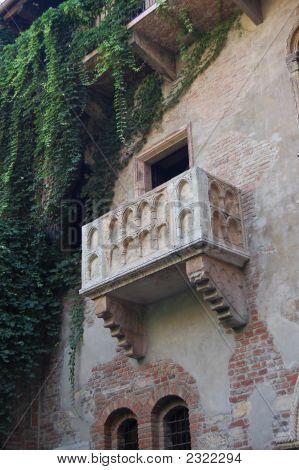 Romeo And Juliet Balcony, Verona