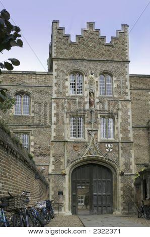 University Of Cambridge, Jesus College Gateway