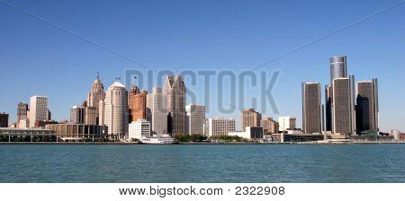 Detroit-Skyline