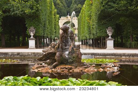Naiad Fountain