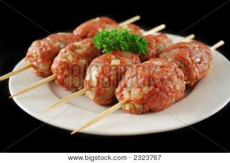 Raw Beef Kofta 4
