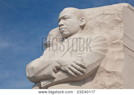 Martin Luther king Denkmal dc