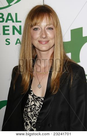 LOS ANGELES - MAR 3: Judy Greer at the Global Green USA 7th Annual Pre-Oscar Party 'Greener Cities for a cooler Planet at Avalon in Los Angeles, California on March 3, 2010