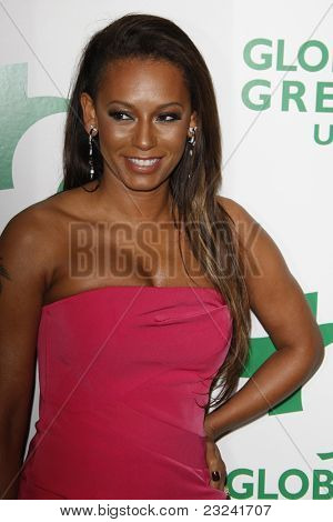 LOS ANGELES - MAR 3: Mel B at the Global Green USA 7th Annual Pre-Oscar Party 'Greener Cities for a cooler Planet at Avalon in Los Angeles, California on March 3, 2010