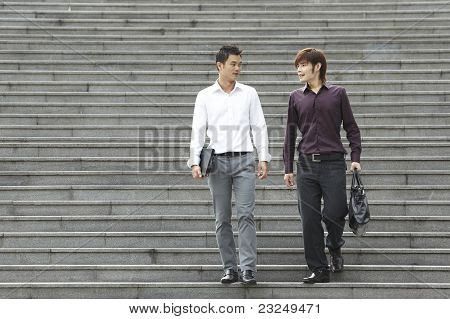 Asian Business Men