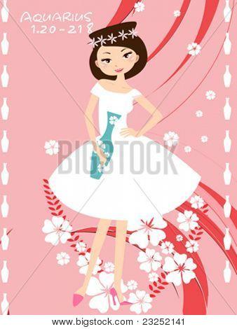 Aquarius bride