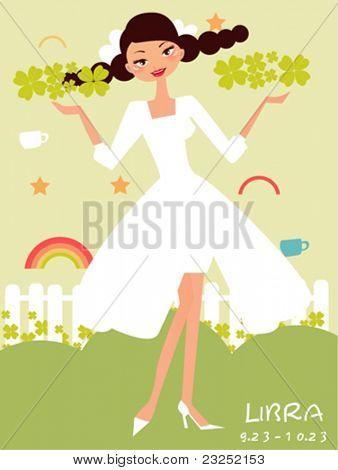 Libra bride