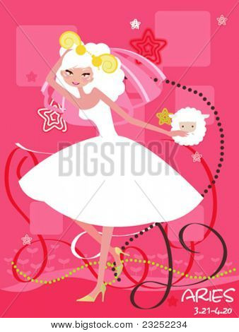 Aries bride