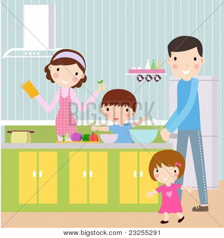 familly cook