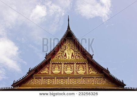 Church's Pediment