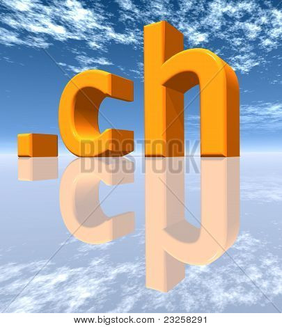 CH Top Level Domain of Switzerland