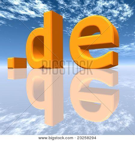 DE Top Level Domain