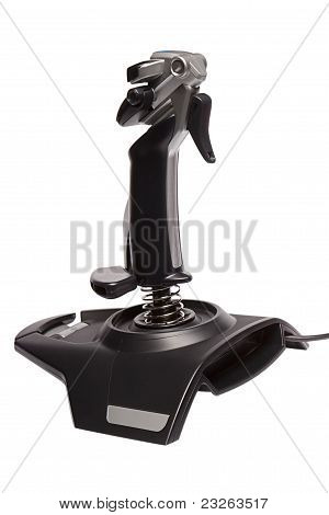 Joystick For Aircraft Simulator