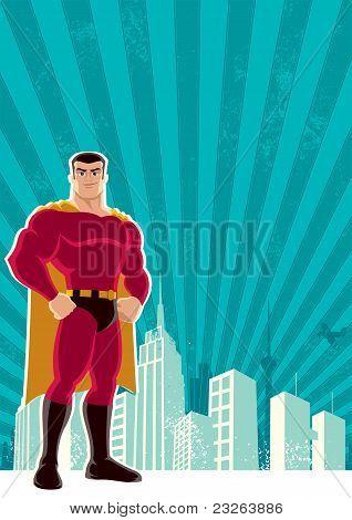 Superhero City