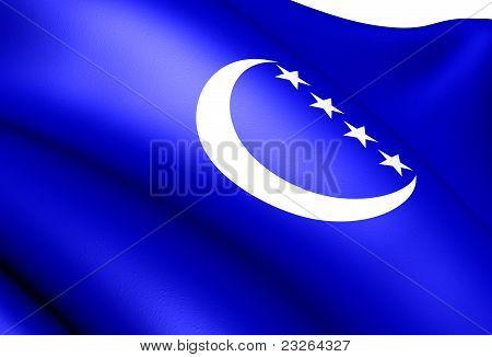 Flag Of Grande Comore