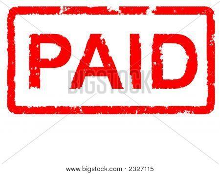 Bezahlte Grunge Kontrast