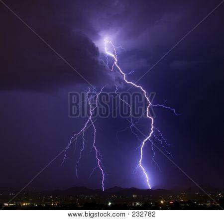 Elegant Lightning